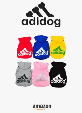 Adidog sweat