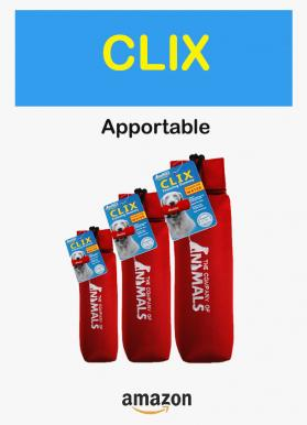 Apportable clix