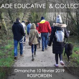 Balade educ 10 fevrier 2019