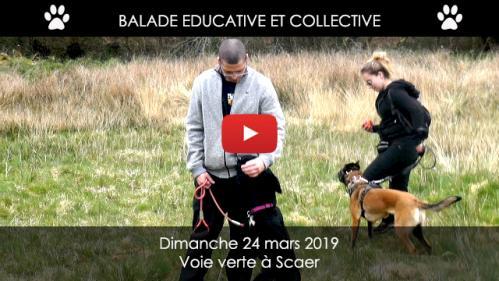 Balade educative 24 03 2019