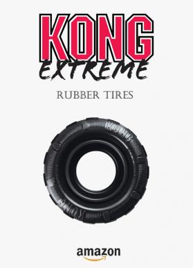 Extreme rubber tires