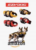 Ezy dog harnais