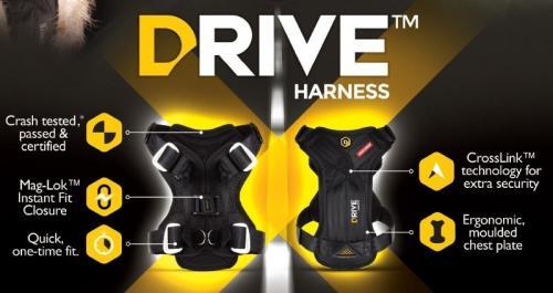 Ezydog drive harness features big