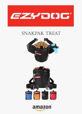 Ezydog snakpak treat