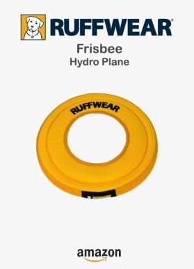 Frisbee hydro plane ruffwear