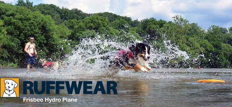 Frisbee hydro plane ruffwear1