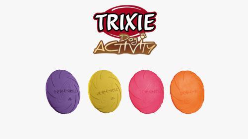Frisbee trixie