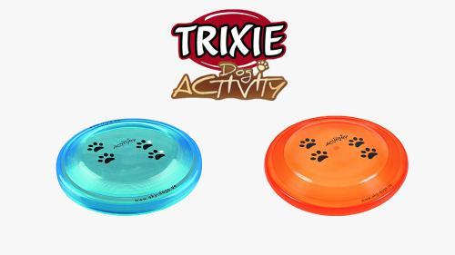Frisbee trixie1