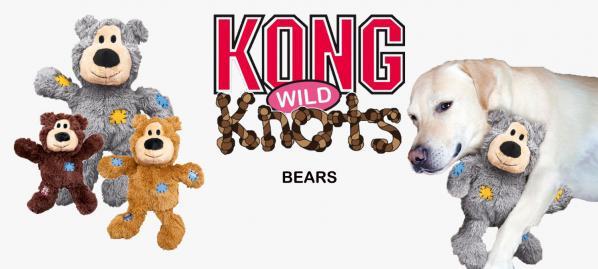 Knots bears