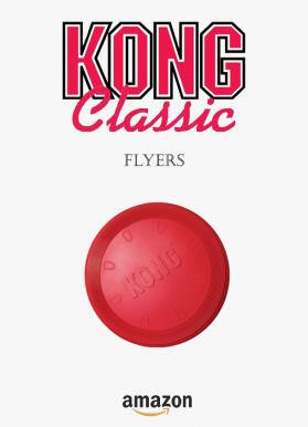 Kong classic flyers
