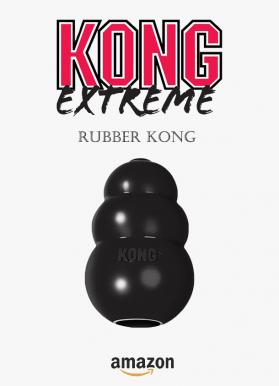 Kong extreme rubber