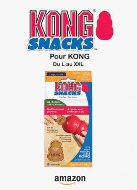 Kong sancks cheese