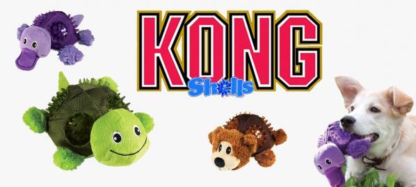 Kong shells