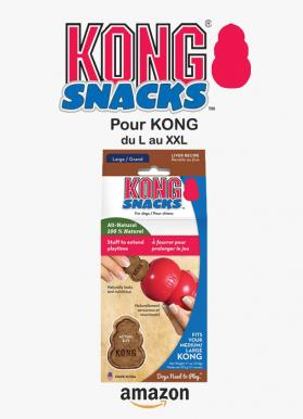 Kong snacks gd