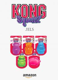 Kong squeezz jels