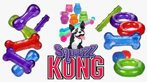 Kong squeezz9
