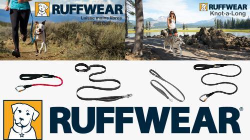 Laisses ruffwear1