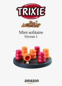 Mini solitaire trixie