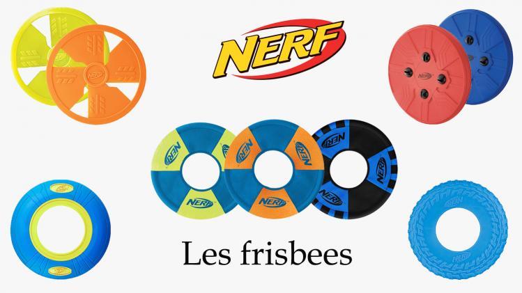 Nerf frisbee