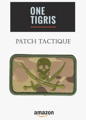 Onetigris patch tactique2