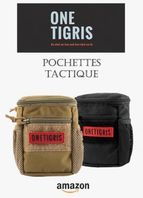 Onetigris pochettes tactique