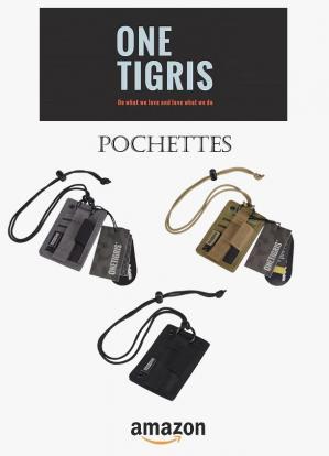 Onetigris pochettes