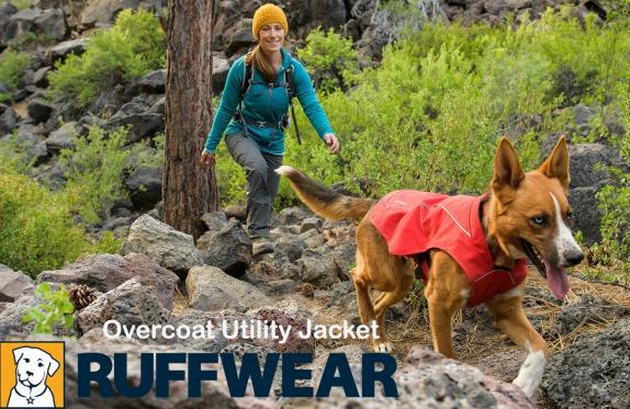 Overcoat utility jacket
