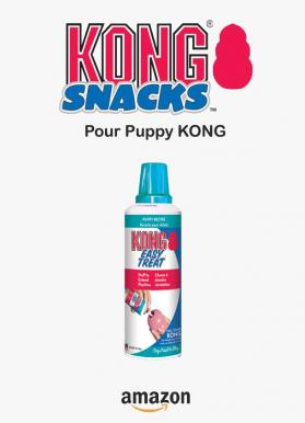 Pate puppy kong