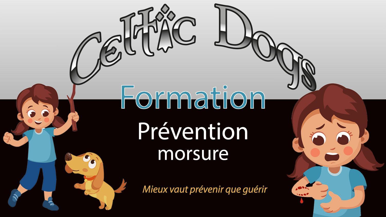 Prevention morsure