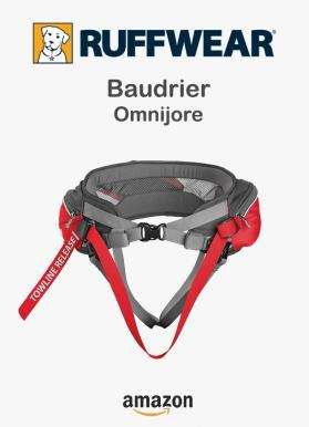 Ruffwear baudrier