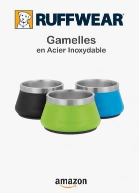 Ruffwear gamelles