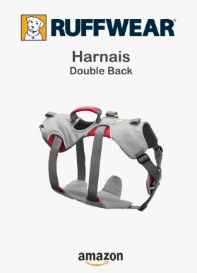 Ruffwear harnais double back