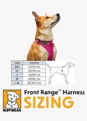 Ruffwear harnais front range