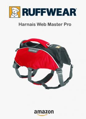 Ruffwear harnais web master pro