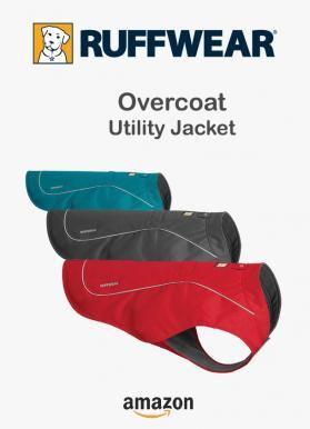 Ruffwear overcoat utility jacket