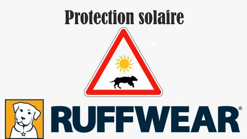 Ruffwear protection solaire