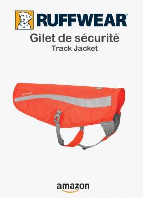 Ruffwear track jacket