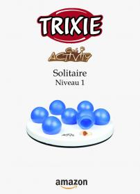 Solitaire chat